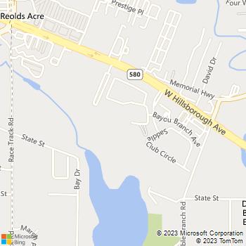Map - Preserve at Mobbly Bay - 8210 Solano Bay Loop - Tampa, FL, 33635