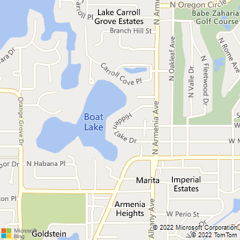 Map - Deerpath On The Lake - 10200 N Armenia Ave - Tampa, FL, 33612