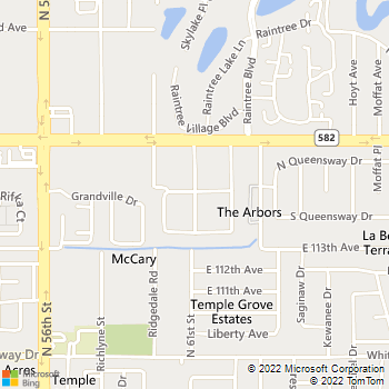 Map - Summit West - 11500 Summit W Blvd - Tampa, FL, 33617