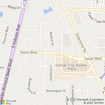 Map - GrandeVille on Saxon - 741 Saxon Blvd - Orange City, FL, 32763