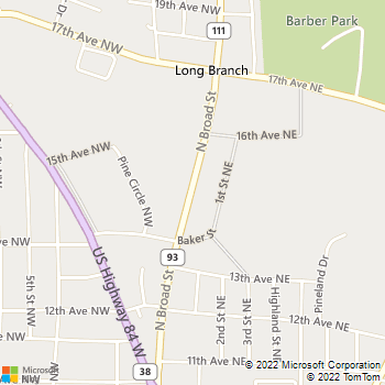 Map - Animal Medical Center - 1510 N Broad St - Cairo, GA, 39828