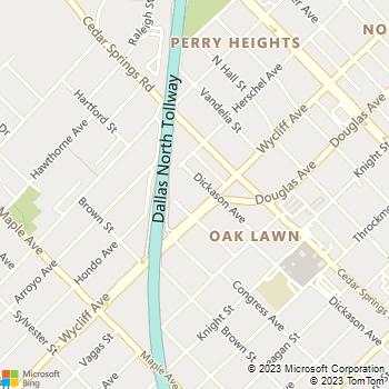 Map - 2929 Wycliff - 2929 Wycliff Avenue - Dallas, TX, 75219