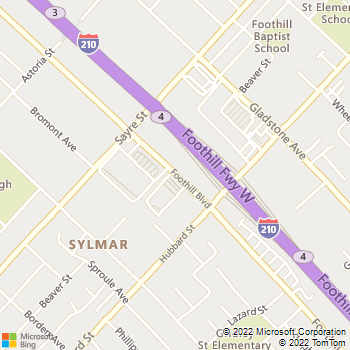 Map - LeadingEdge Plumbing - PO Box 920011 - Sylmar, CA, 91392