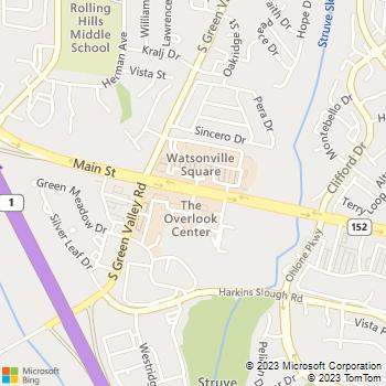 Map - Liz Maitoza - 1961 Main Street, Unit 157 - Watsonville, CA, 95076
