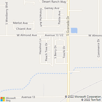 Map - Cal-Pacific Electric - 2783 Apple Tree Court - Madera, CA, 93637