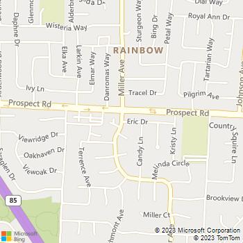 Map - Epic - 600 Epic Way - San Jose, CA, 95134