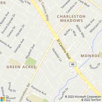 Map - Palo Alto Place - 565 Arastradero Rd - Palo Alto, CA, 94306