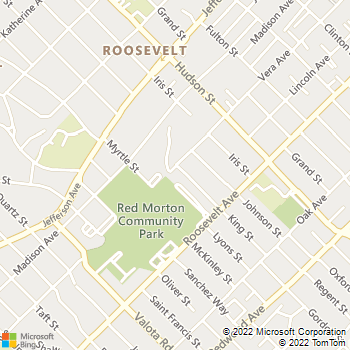 Map - James Wenger - 1121 Vera Avenue - Redwood City, CA, 94061