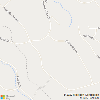 Map - David Stewart - 14350 Avenita Central - La Grange, CA, 95329