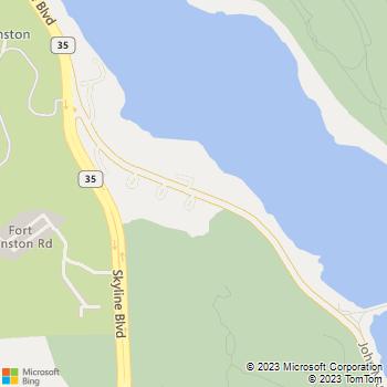 Map - Lakewood Apartments - 515 John Muir Dr - San Francisco, CA, 94132