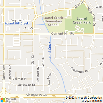 Map - Be Swept Away Into Lawn - PO Box 988 - Fairfield, CA, 94533