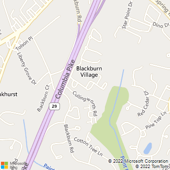 Map - Country Place - 3900 Blackburn Lane#24 - Burtonsville, MD, 20866
