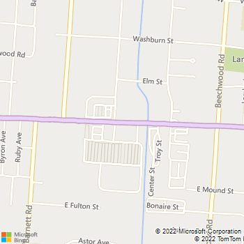 Map - CheckSmart - 3658 E. Main St. - Columbus, OH, 43213