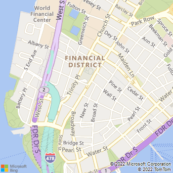 Map - 71 Broadway - 71 Broadway - New York, NY, 10006