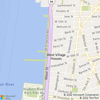 Map - Bright Star Plumbing - PO Box 20084 - New York, NY, 10014
