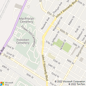 Map - Avalon North Bergen - 5665 Kennedy Blvd., Suite 1 - North Bergen, NJ, 07047