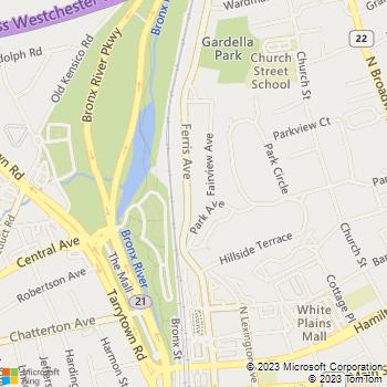 Haga clic en el mapa para abrir un mapa interactivo en otra ventana.