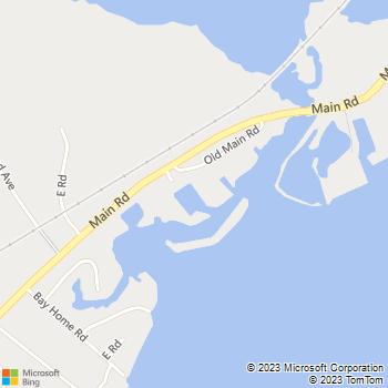 Map - Port of Egypt Marine - 62300 Main Road - Southold, NY, 11971