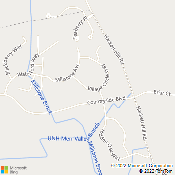 Map - Countryside Village - 60 Village Cir Way - Manchester, NH, 03102