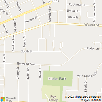 Map - Sdk Villager Associates - 480 South St - Lockport, NY, 14094