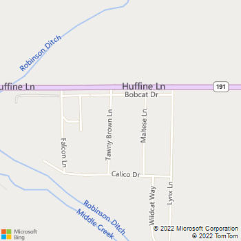 Map - Montana Veterinary Hospital - 6588 Tawney Brown Ln - Bozeman, MT, 59718